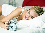 Alleine schlafen und entspannt aufwachen