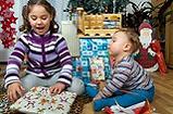 Ein schönes Weihnachtsfest für Kinder