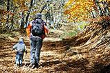 Wandern in den Herbstferien